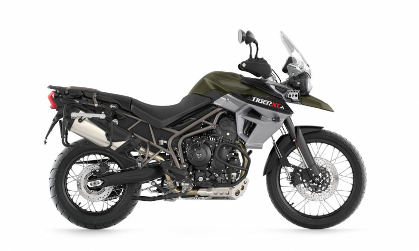 2016 Triumph Tiger 800 XCA bike motorbike motorcycle wallpaper