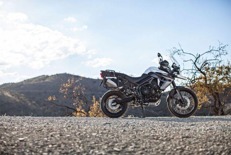 2016 Triumph Tiger 800 XCA bike motorbike motorcycle wallpaper