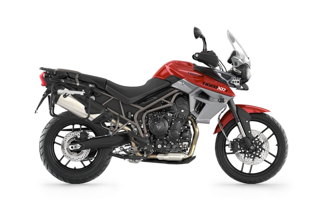 2016 Triumph Tiger 800 XRT bike motorbike motorcycle wallpaper