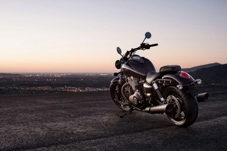 2016 Triumph Thunderbird Nightstorm bike motorbike motorcycle wallpaper