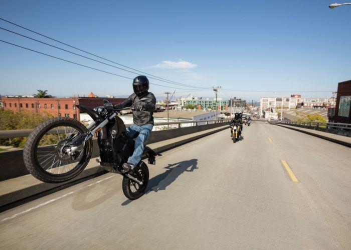 2016 Zero FX bike motorbike motorcycle wallpaper