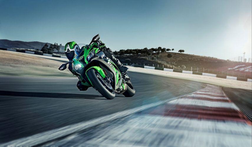 2016 Kawasaki Ninja ZX-10R ABS KRT bike motorbike motorcycle wallpaper