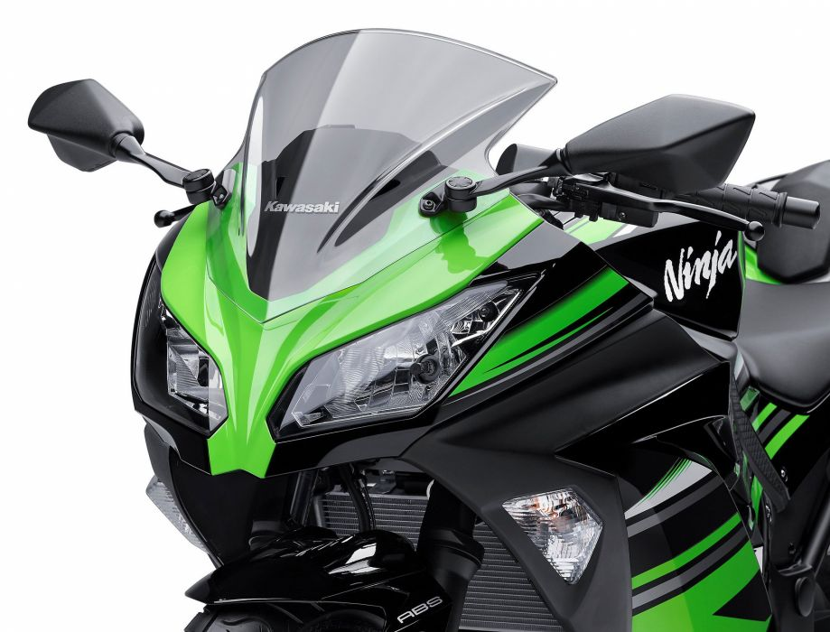 2016 Kawasaki Ninja 300 ABS KRT Bike Motorbike Motorcycle Wallpaper