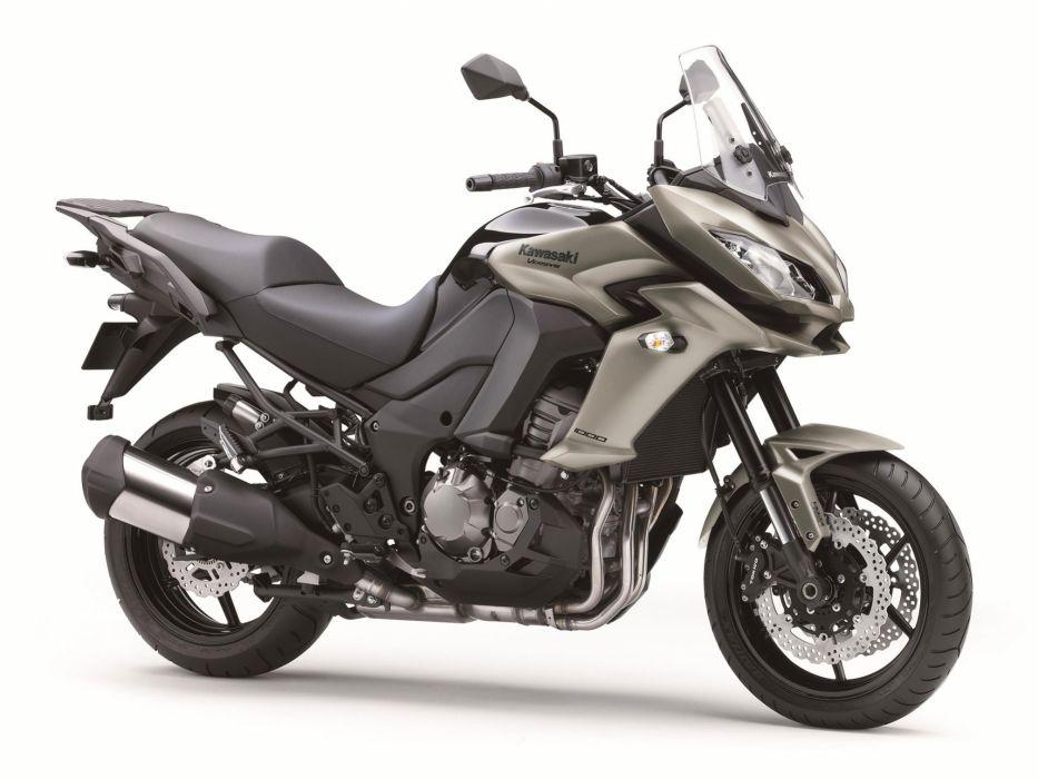 2016 Kawasaki Versys 1000 bike motorbike motorcycle wallpaper