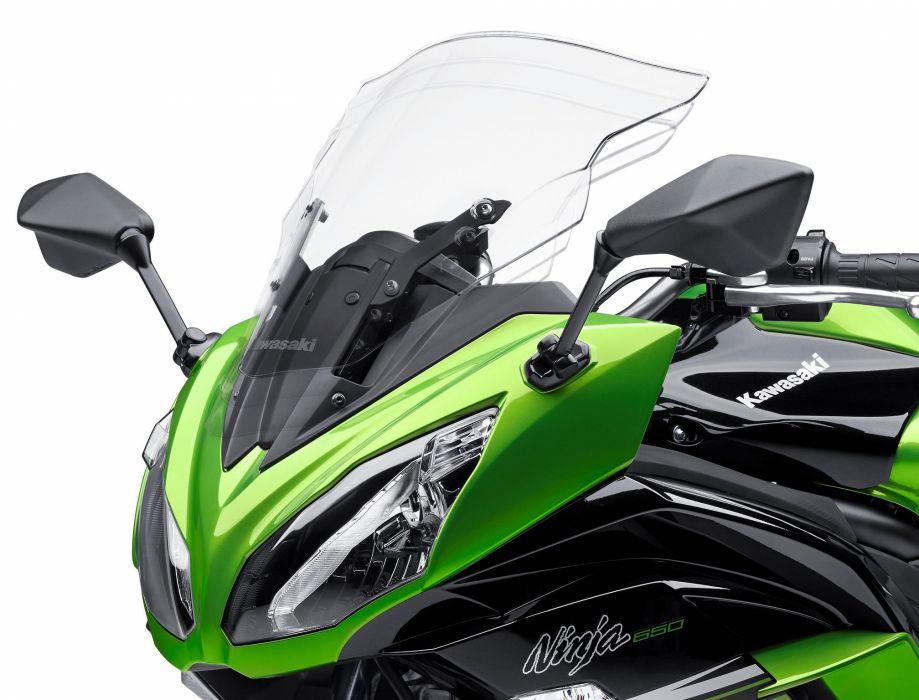 2016 Kawasaki Ninja 650 ABS bike motorbike motorcycle wallpaper