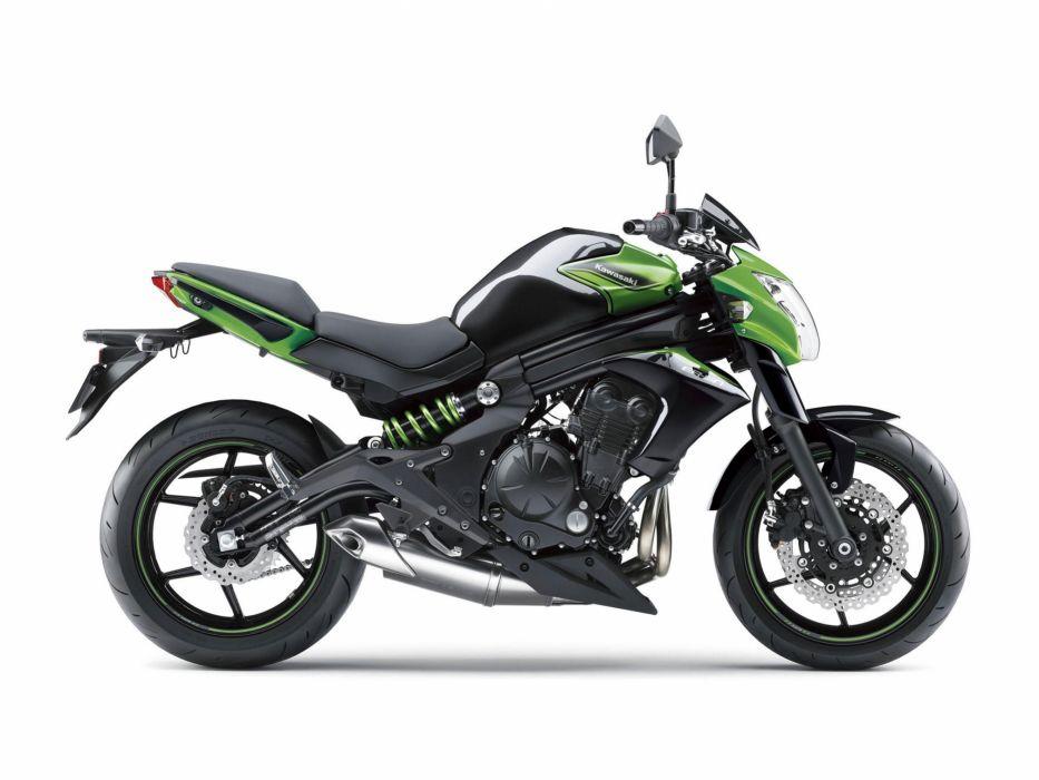 2016 Kawasaki ER-6n bike motorbike motorcycle wallpaper