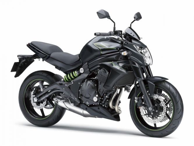 2016 Kawasaki ER-6n bike motorbike motorcycle wallpaper