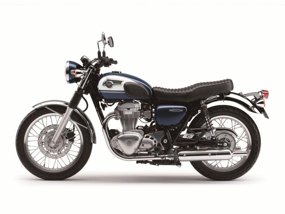 2016 Kawasaki W800 bike motorbike motorcycle wallpaper