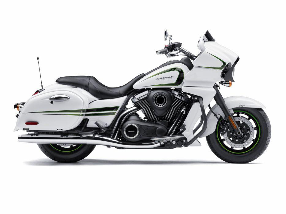 2016 Kawasaki Vulcan 1700 Vaquero ABS bike motorbike motorcycle wallpaper