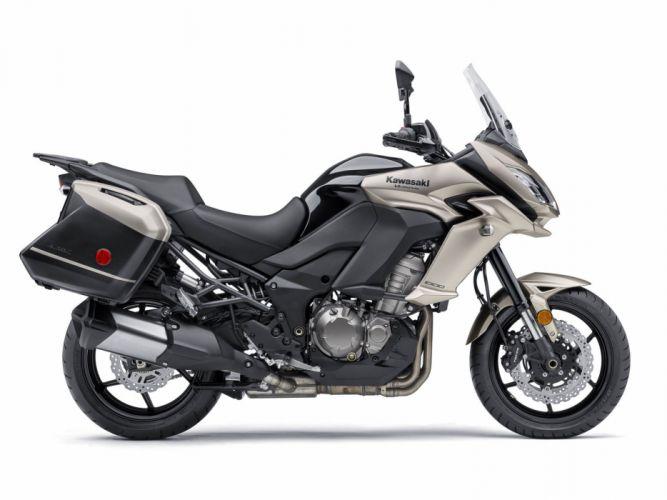 2016 Kawasaki Versys 1000LT bike motorbike motorcycle wallpaper