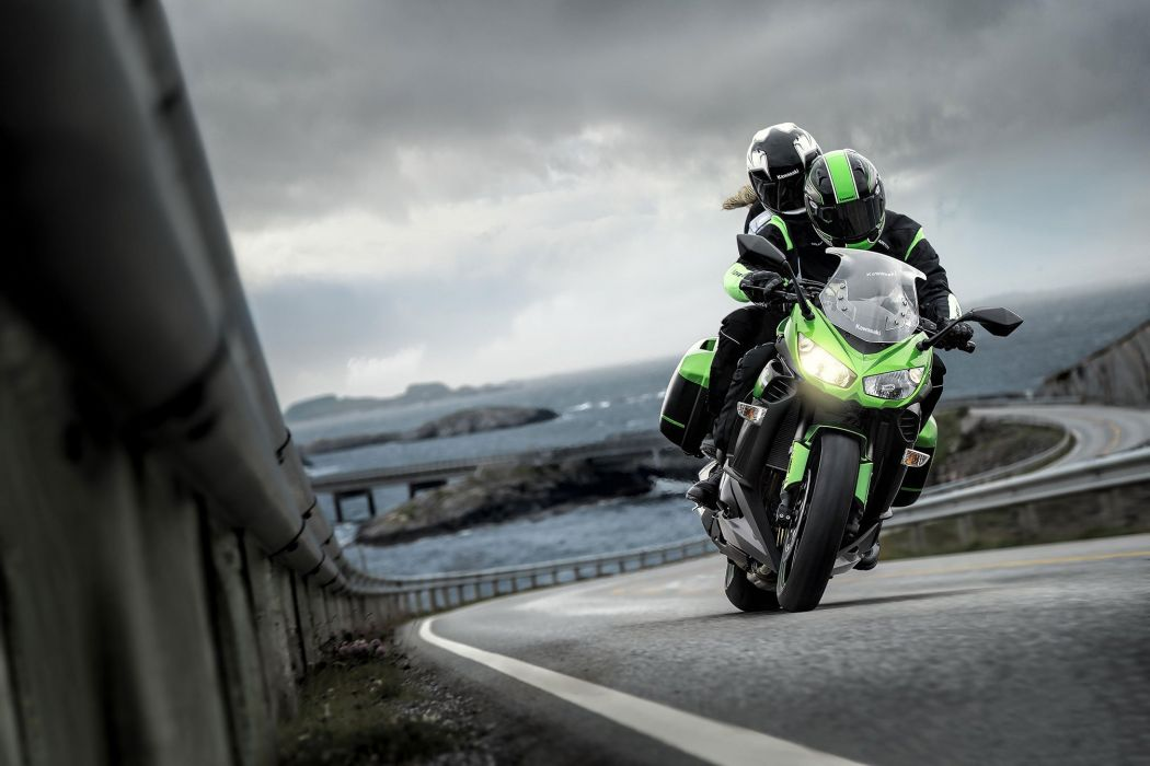 2016 Kawasaki Z1000SX Bike Motorbike Motorcycle Wallpaper