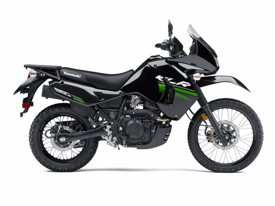 2016 Kawasaki KLR650 bike motorbike motorcycle dirtbike wallpaper