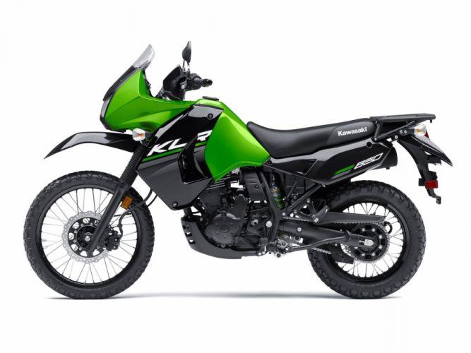 2016 Kawasaki KLR650 bike motorbike motorcycle dirtbike wallpaper