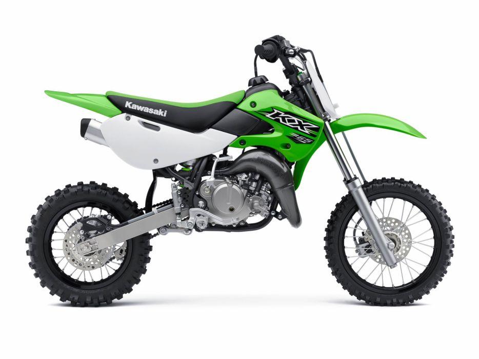 2016 Kawasaki KX65 bike motorbike motorcycle dirtbike motocross offroad race racing wallpaper