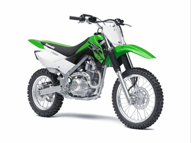 2016 Kawasaki KLX140 bike motorbike motorcycle dirtbike motocross offroad race racing wallpaper