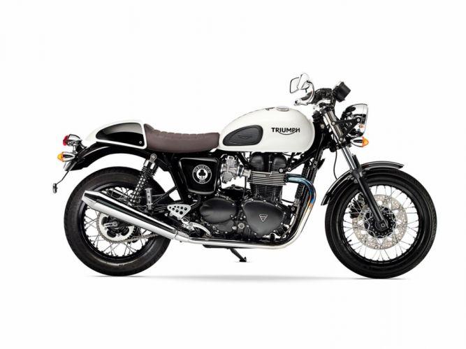 2016 Triumph Thruxton Ace bike motorbike motorcycle wallpaper