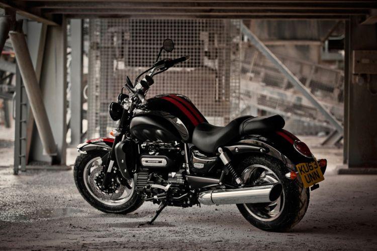 2016 Triumph Rocket III Roadster bike motorbike motorcycle wallpaper