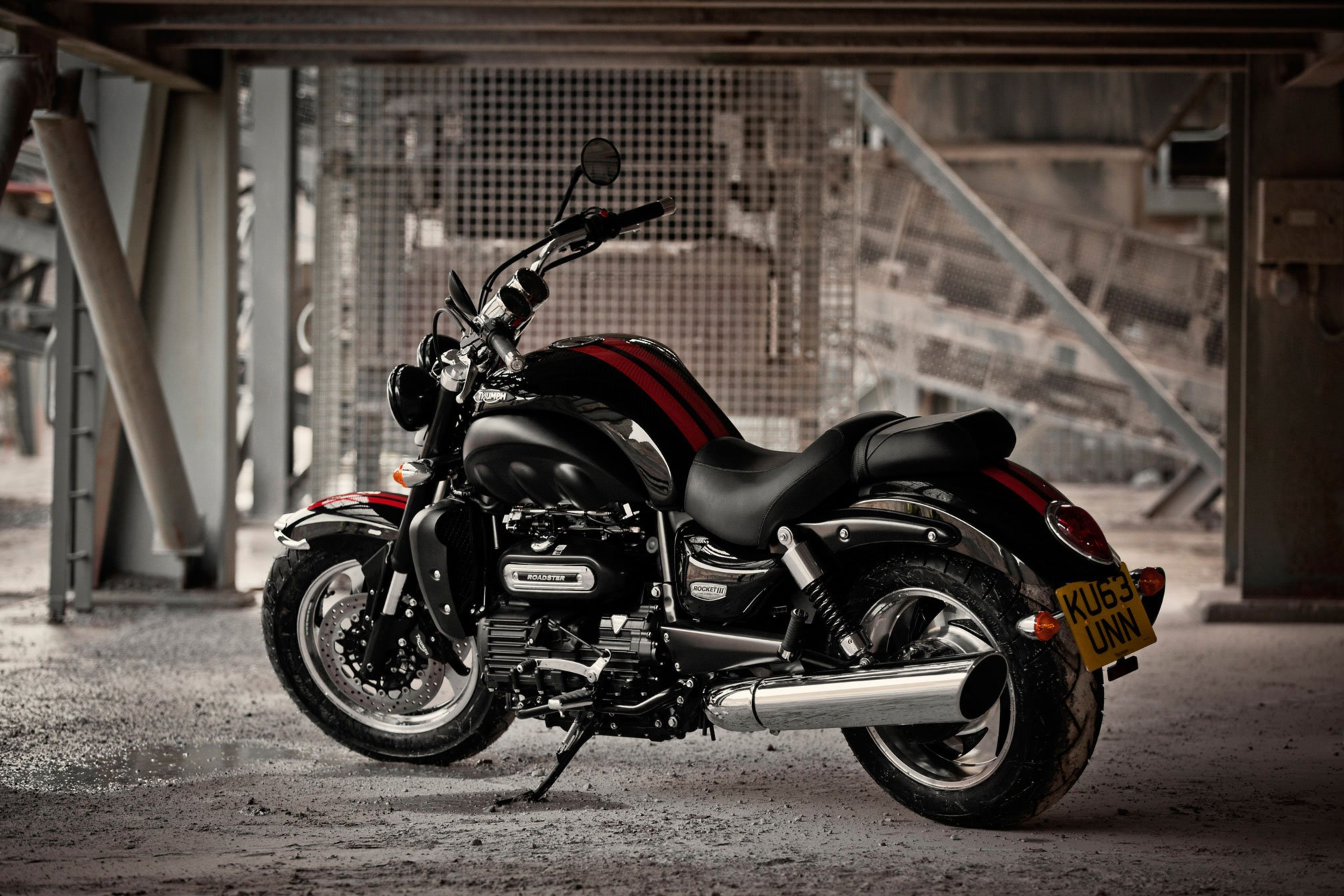 triumph rocket iii motorcycle - photo #22