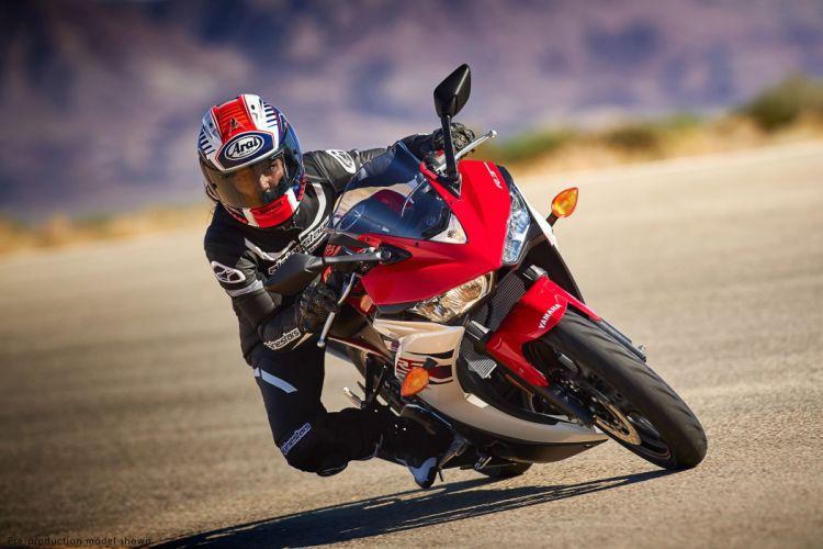 2016 Yamaha YZF-R3 bike motorbike motorcycle wallpaper