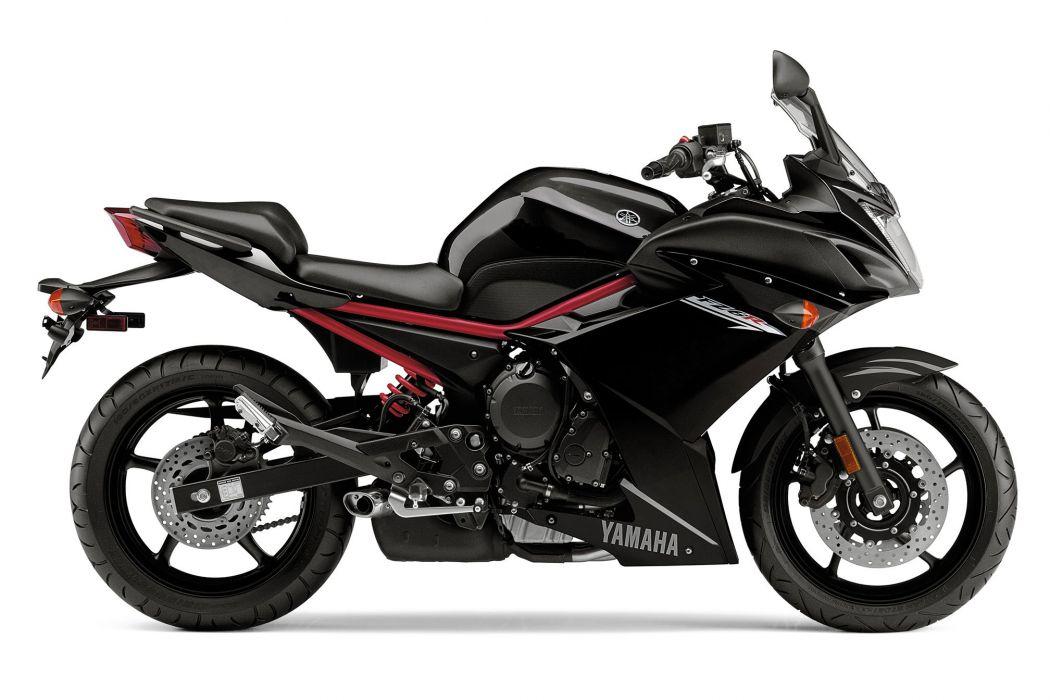 2016 Yamaha FZ6R bike motorbike motorcycle wallpaper