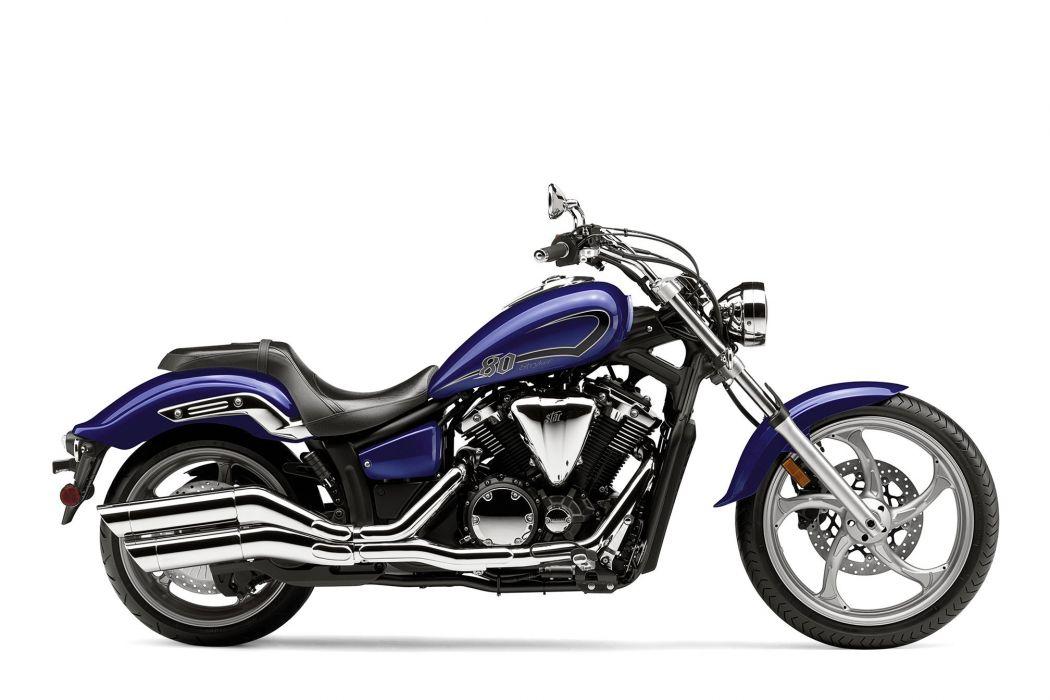 2016 Yamaha Stryker bike motorbike motorcycle wallpaper