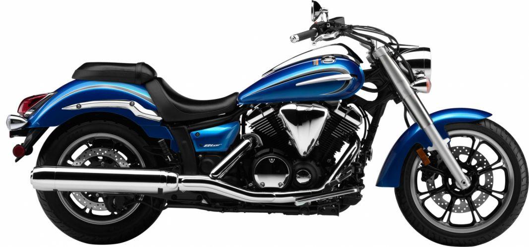 2016 Yamaha V-Star 950 bike motorbike motorcycle wallpaper