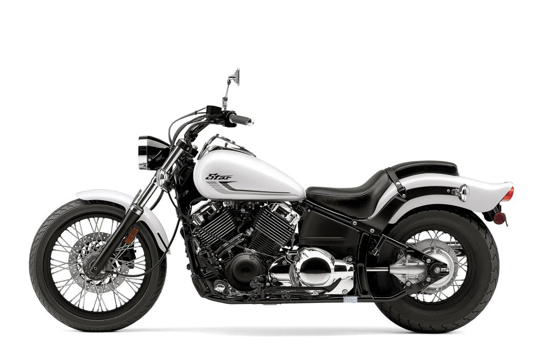 2016 Yamaha V-Star 650 Custom bike motorbike motorcycle wallpaper