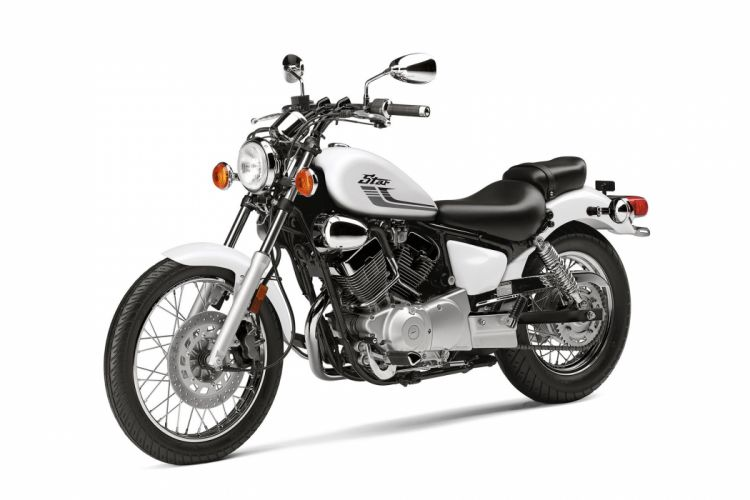 2016 Yamaha V-Star 250 bike motorbike motorcycle wallpaper