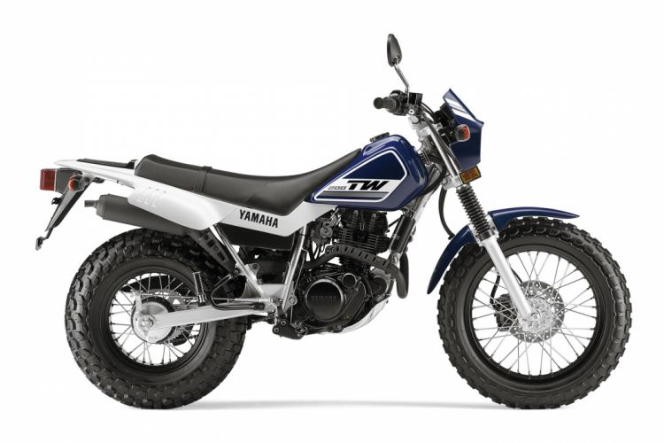 2016 Yamaha TW200 bike motorbike motorcycle dirtbike offroad wallpaper