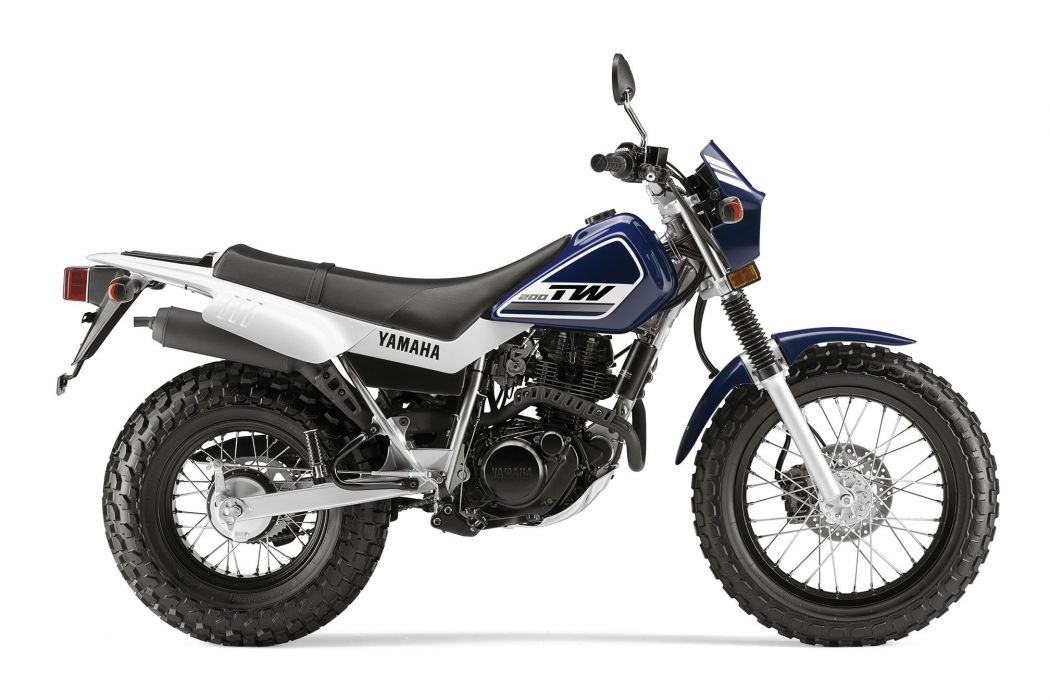 2016 Yamaha TW200 bike motorbike motorcycle dirtbike offroad wallpaper