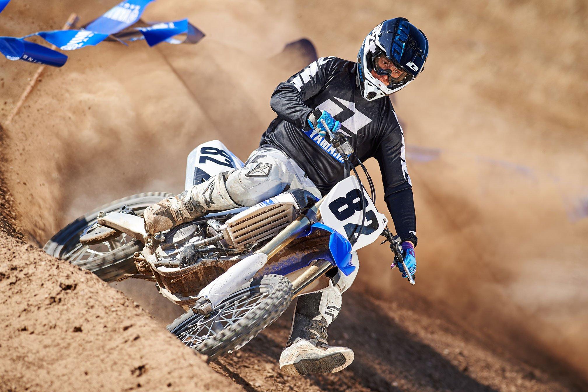 Yamaha Yz450f Dirt Motorcycle Wallpaper Hd Desktop: 2016 Yamaha YZ450F Bike Motorbike Motorcycle Dirtbike