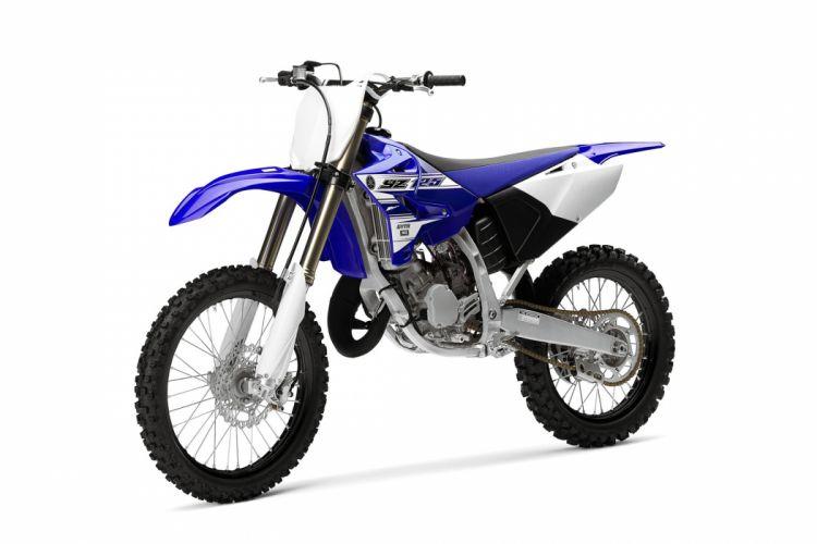 2016 Yamaha YZ125 bike motorbike motorcycle dirtbike offroad motocross race racing wallpaper
