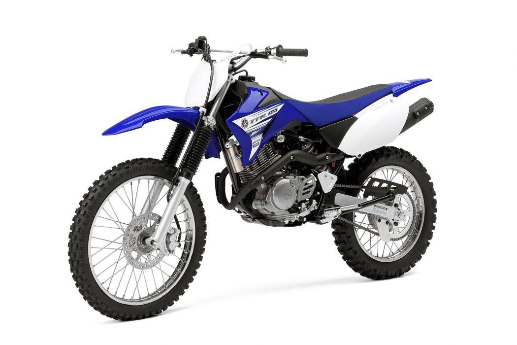 2016 Yamaha TT-R125LE bike motorbike motorcycle dirtbike offroad motocross race racing wallpaper