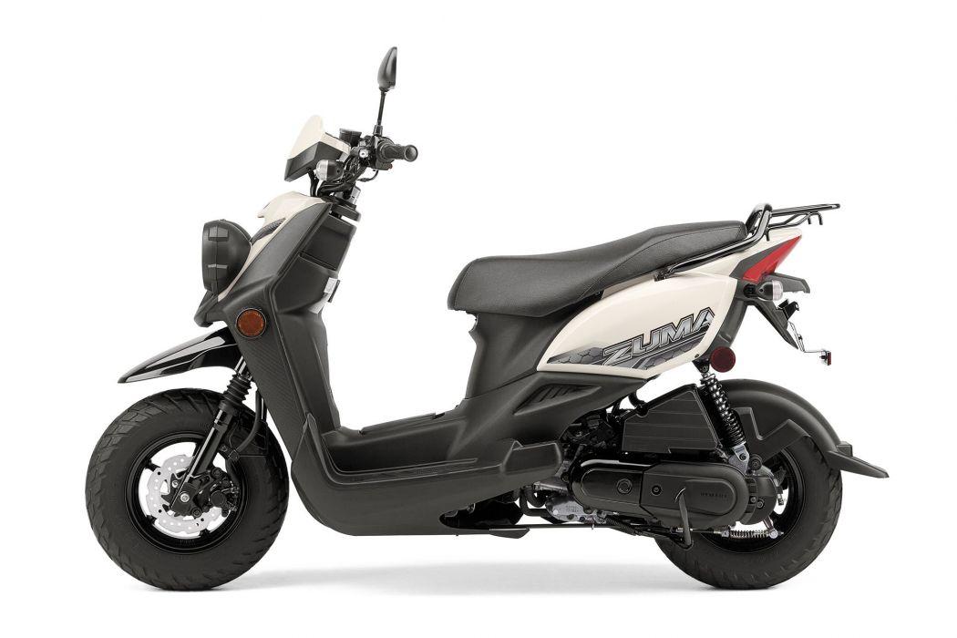 2016 Yamaha Zuma 50F bike motorbike motorcycle scooter wallpaper
