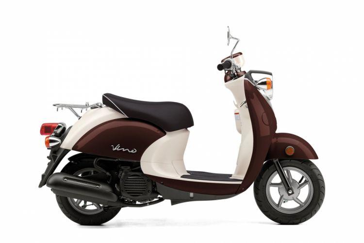 2016 Yamaha Vino Classic bike motorbike motorcycle scooter wallpaper