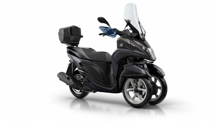 2016 Yamaha Tricity 3-Wheeler bike motorbike motorcycle scooter wallpaper