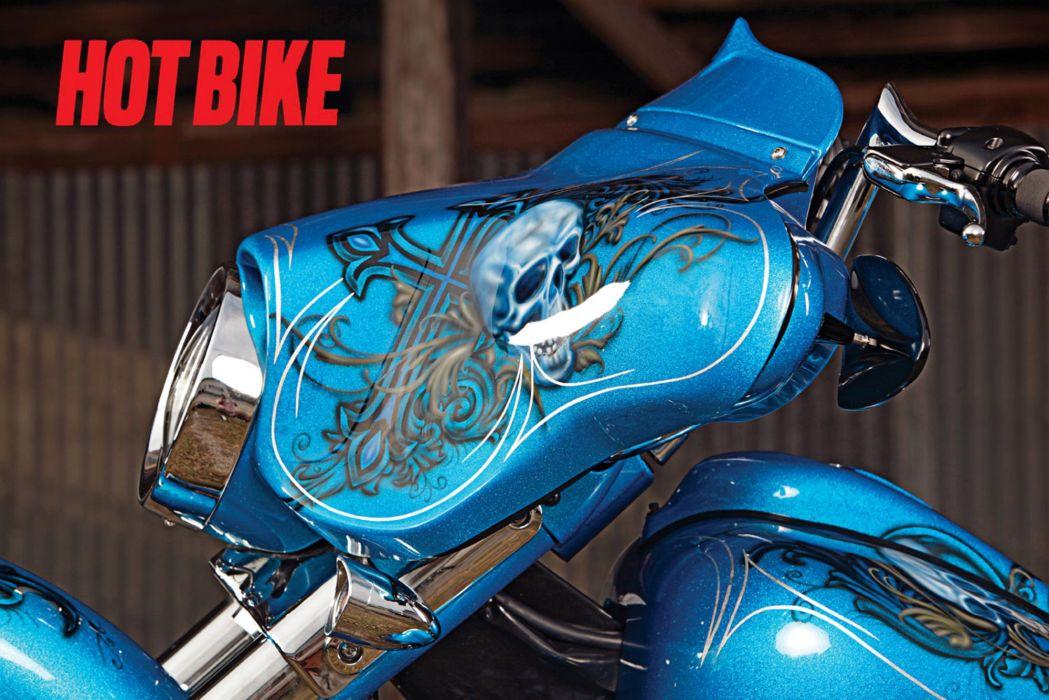 CHOPPER motorbike custom bike motorcycle hot rod rods poster harley davidson wallpaper