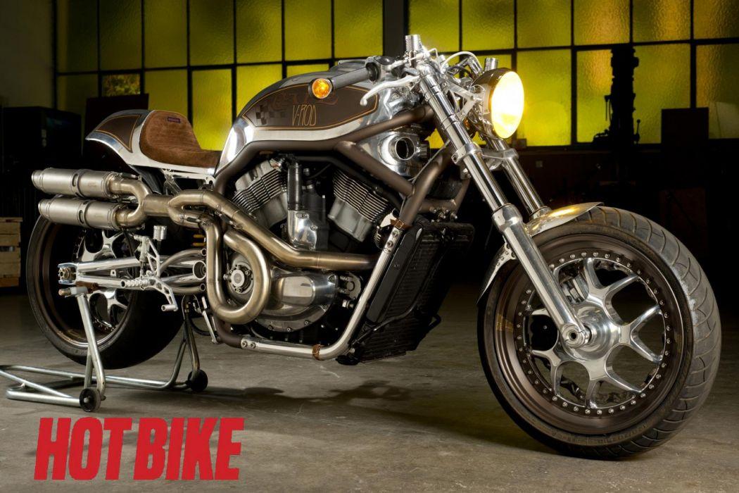 CAFE RACER superbike motorbike custom bike motorcycle hot rod rods poster harley davidson wallpaper