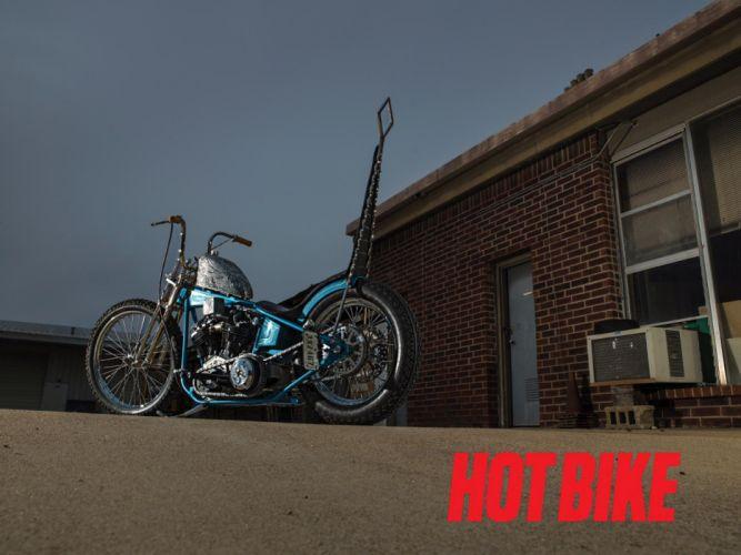 CHOPPER motorbike custom bike motorcycle hot rod rods poster harley davidson heavy metal ronnie james dio wallpaper
