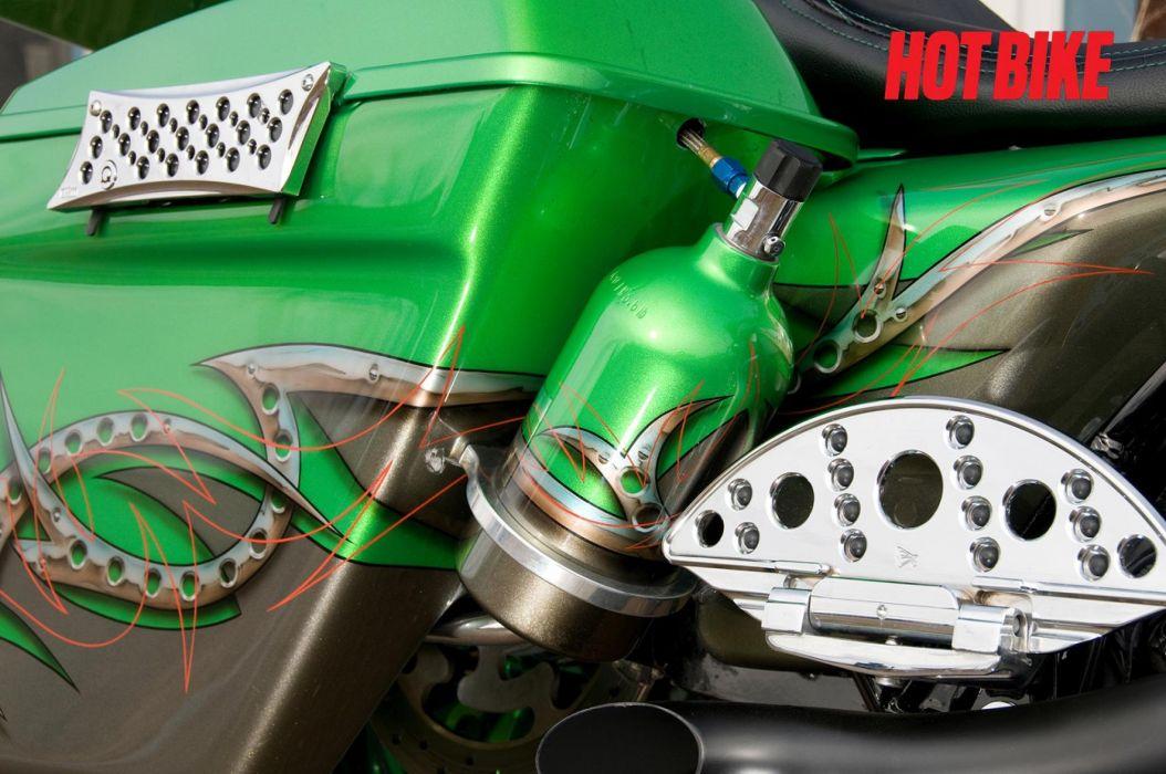 LOWRIDER motorbike custom bike motorcycle hot rod rods poster harley davidson wallpaper