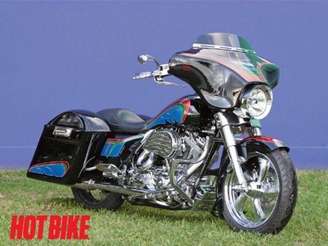 HARLEY DAVIDSON motorbike custom bike motorcycle hot rod rods poster harley davidson wallpaper
