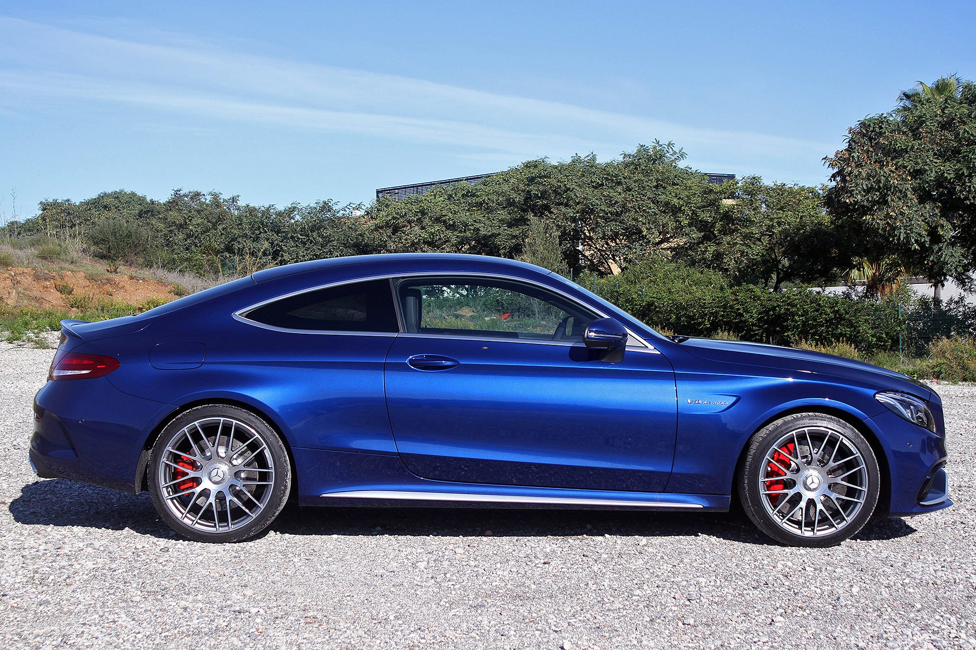 2016 Mercedes Amg C63 S Coupe Blue 2015 Wallpaper 1920x1280 834389 Wallpaperup
