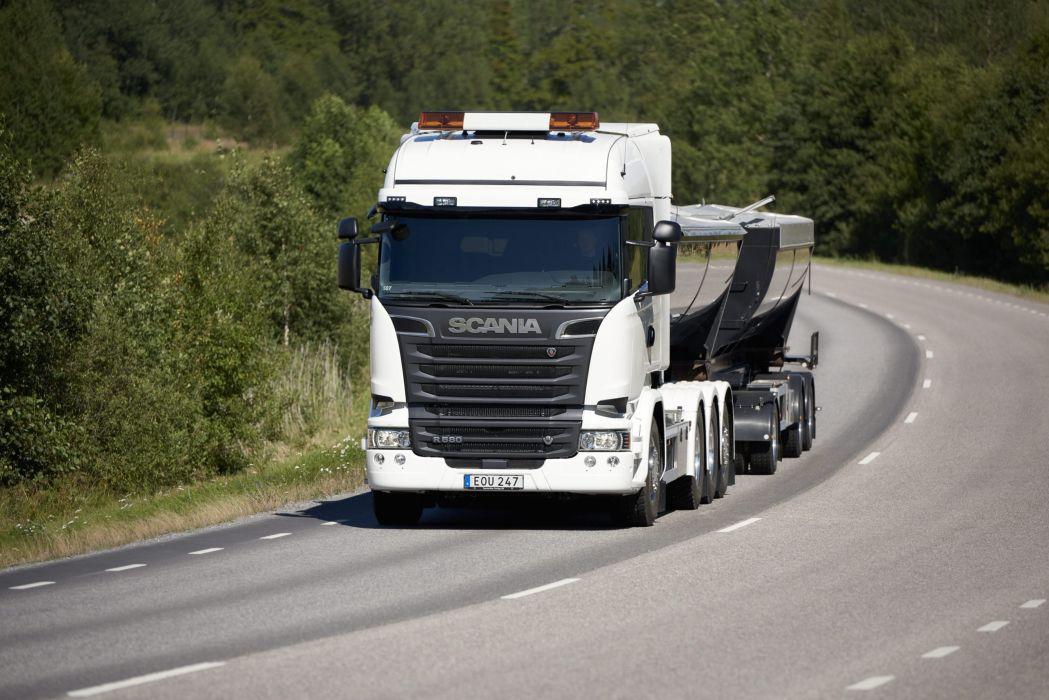 2013 Scania R580 8A wallpaper
