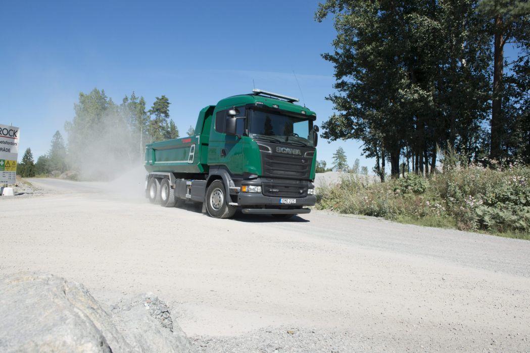 2013 Scania R520 6A wallpaper