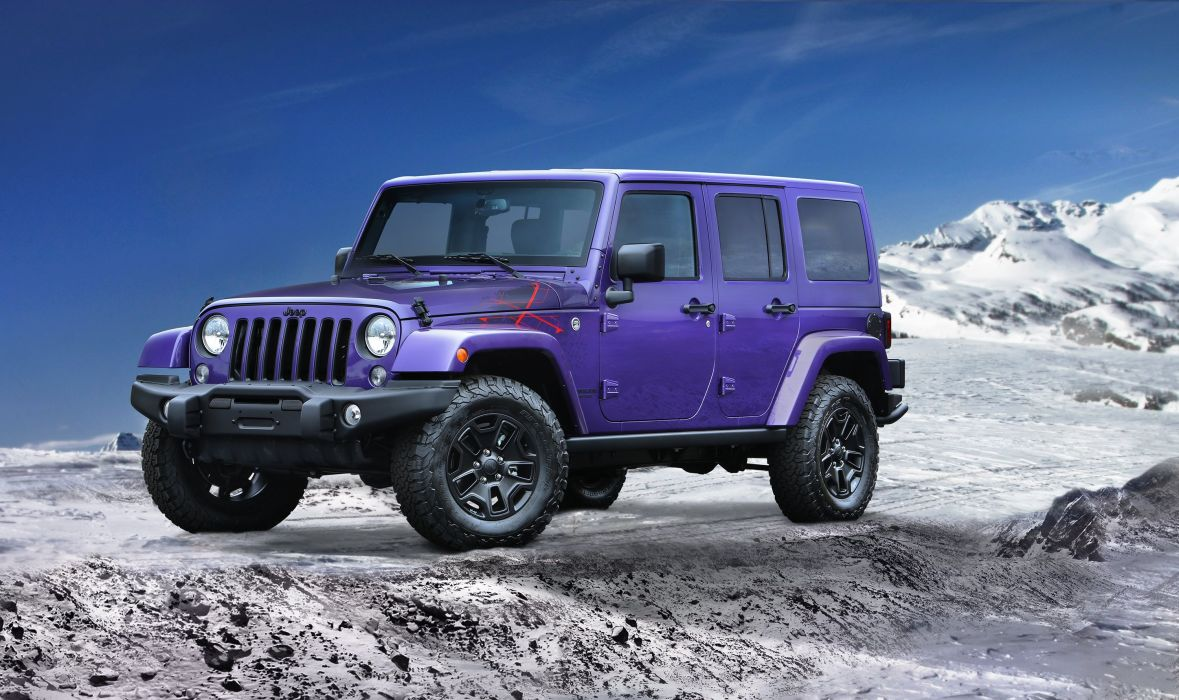 2016 Jeep Wrangler Unlimited Backcountry suv 4x4 wallpaper