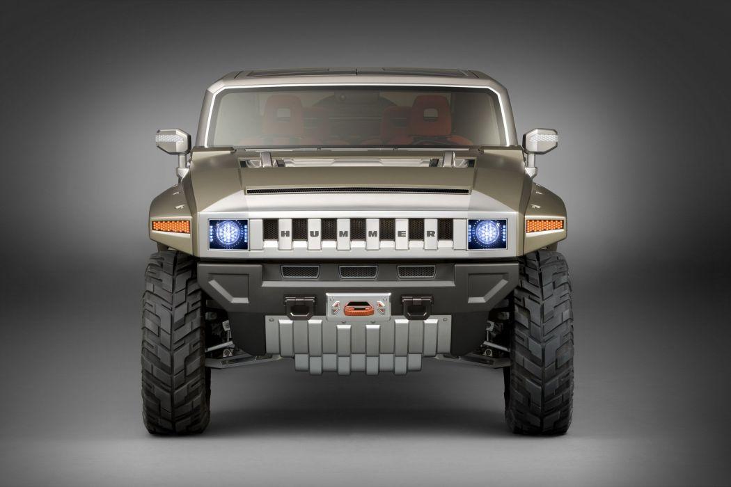 2008 Hummer H-X Concept suv 4x4 awd wallpaper