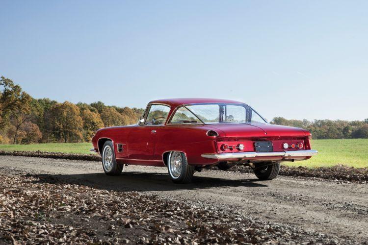 1963 Dual Ghia L6-4 Coupe Ghia classic wallpaper