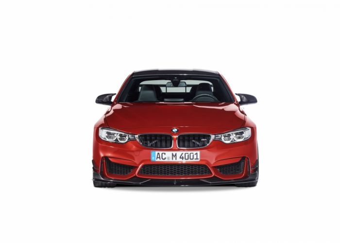 2015 AC-Schnitzer BMW M-4 Coupe Racing Aerodynamics F82 tuning wallpaper