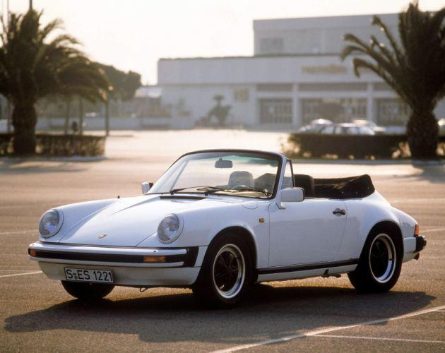 1982 Porsche 911 S-C 3-0 Cabriolet 911 wallpaper