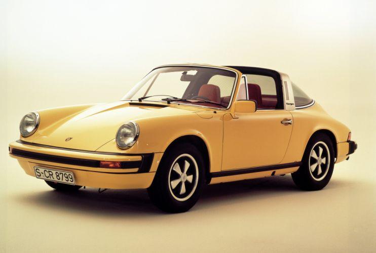 Porsche 911 2-7 Targa 911 wallpaper
